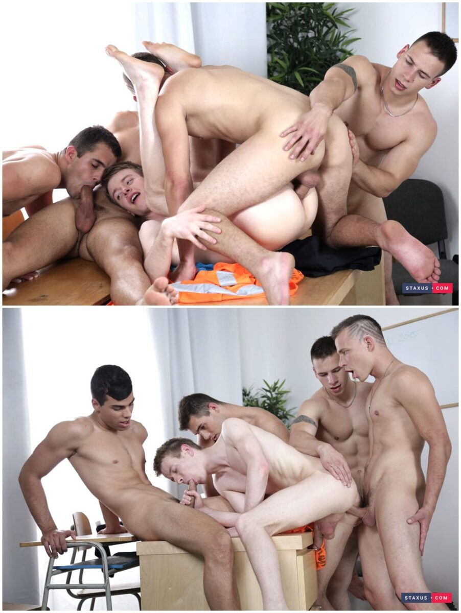 Wilderness gangbang xxx sexy photo