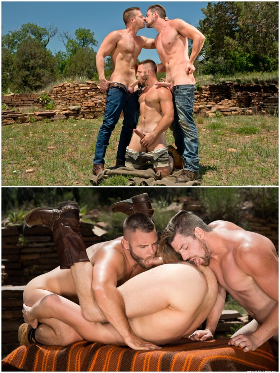 free gay outdoor video