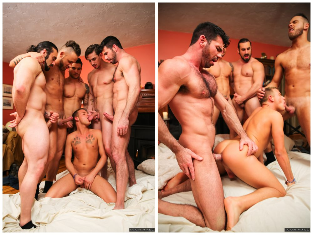 group sex male bodybuilder escort