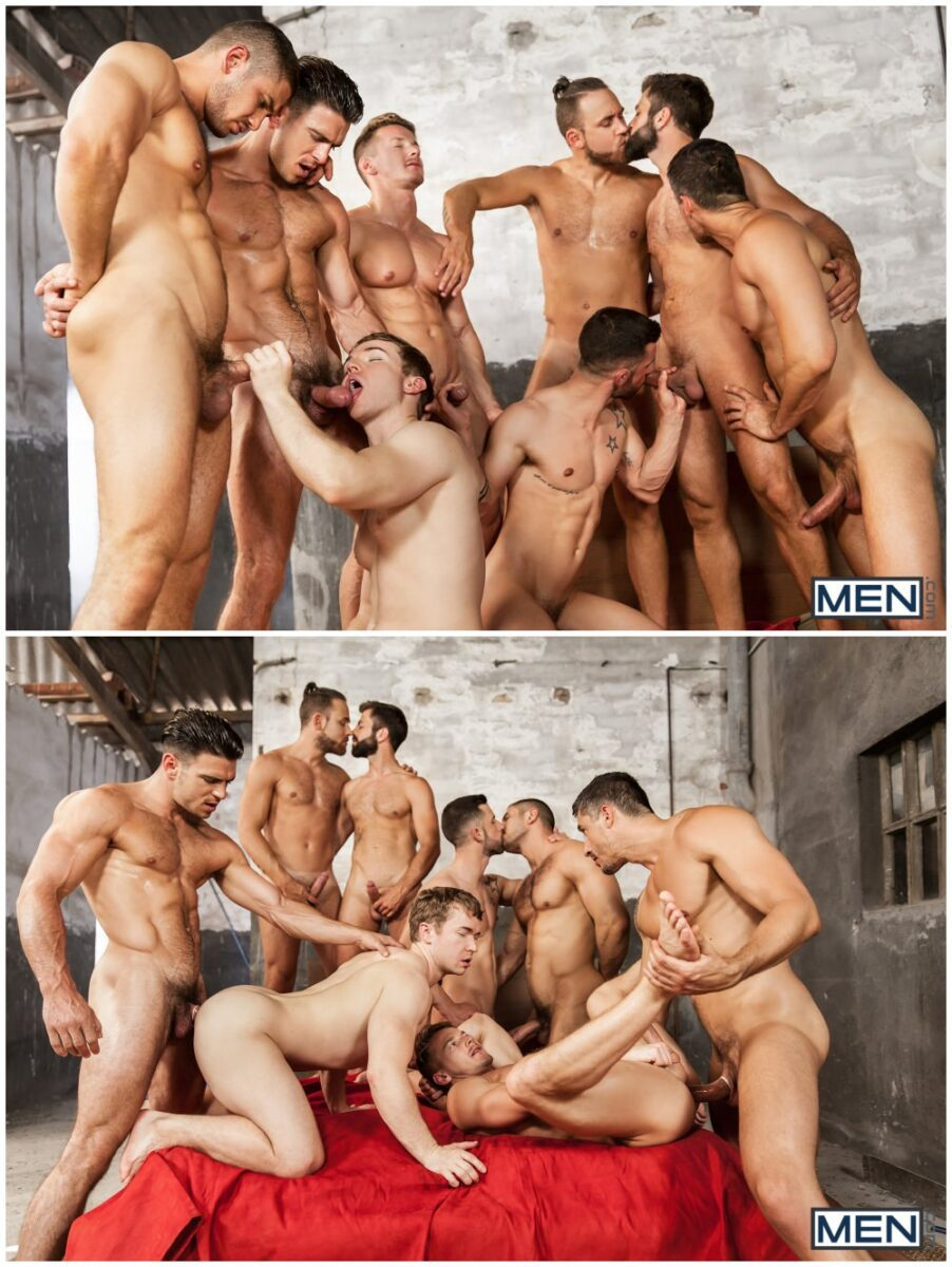 Xxx male gay group sex